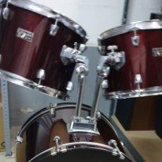 Instrumentos musicales: BATERÍA PREMIER OLYMPIC. Lote 263616215