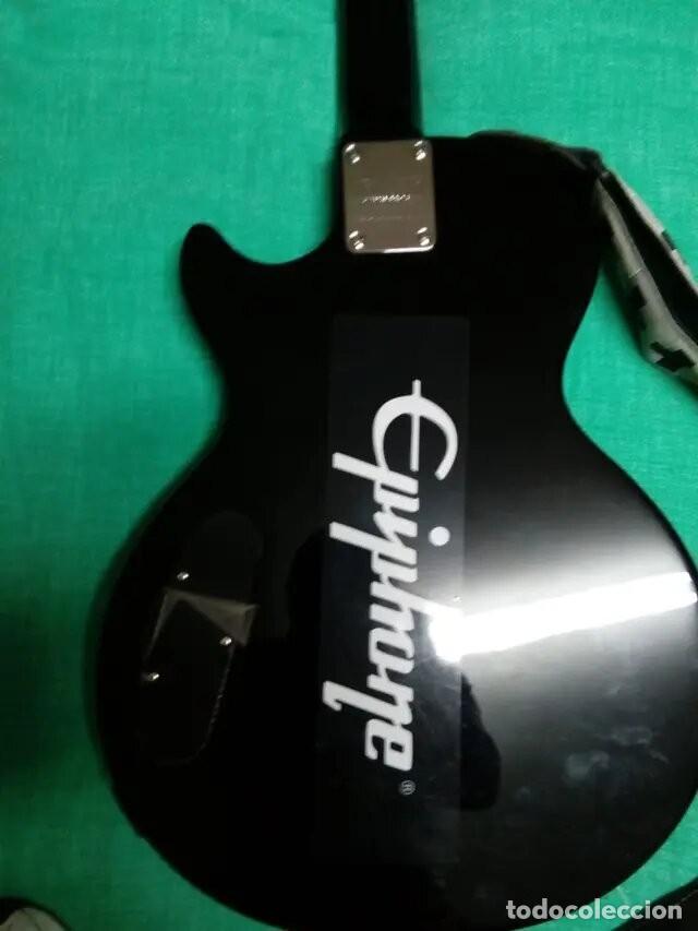 Instrumentos musicales: Guitarra eléctrica Epiphone Les Paul Special-II - Foto 6 - 263658075