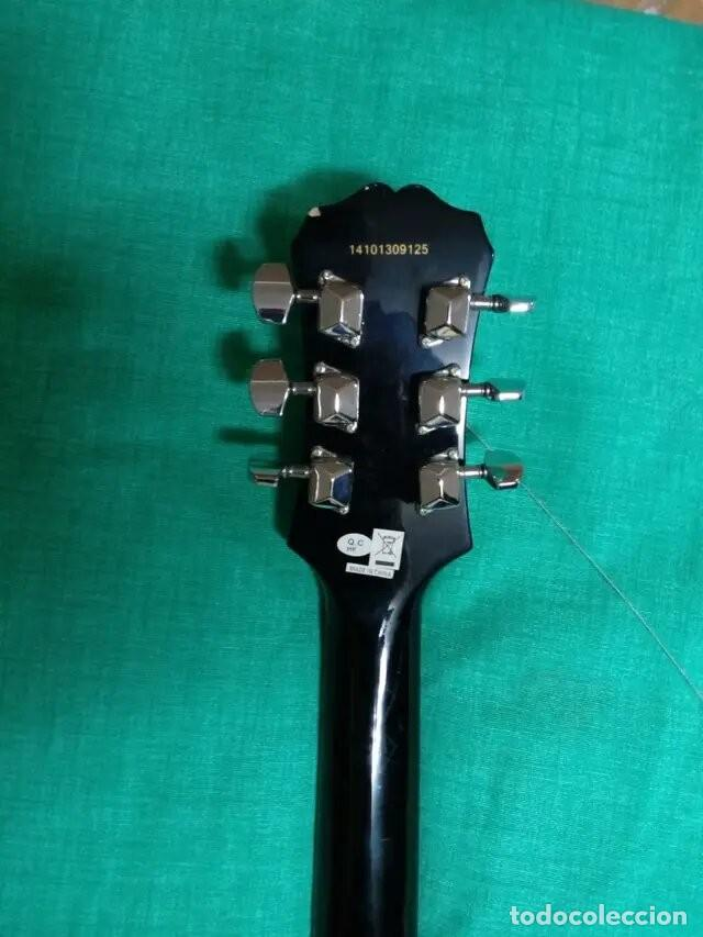 Instrumentos musicales: Guitarra eléctrica Epiphone Les Paul Special-II - Foto 8 - 263658075