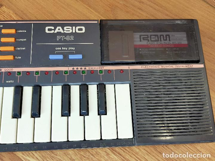 Instrumentos musicales: CASIO PT 82 - Foto 6 - 263671275