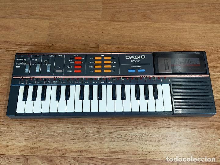CASIO PT 82 (Música - Instrumentos Musicales - Teclados Eléctricos y Digitales)