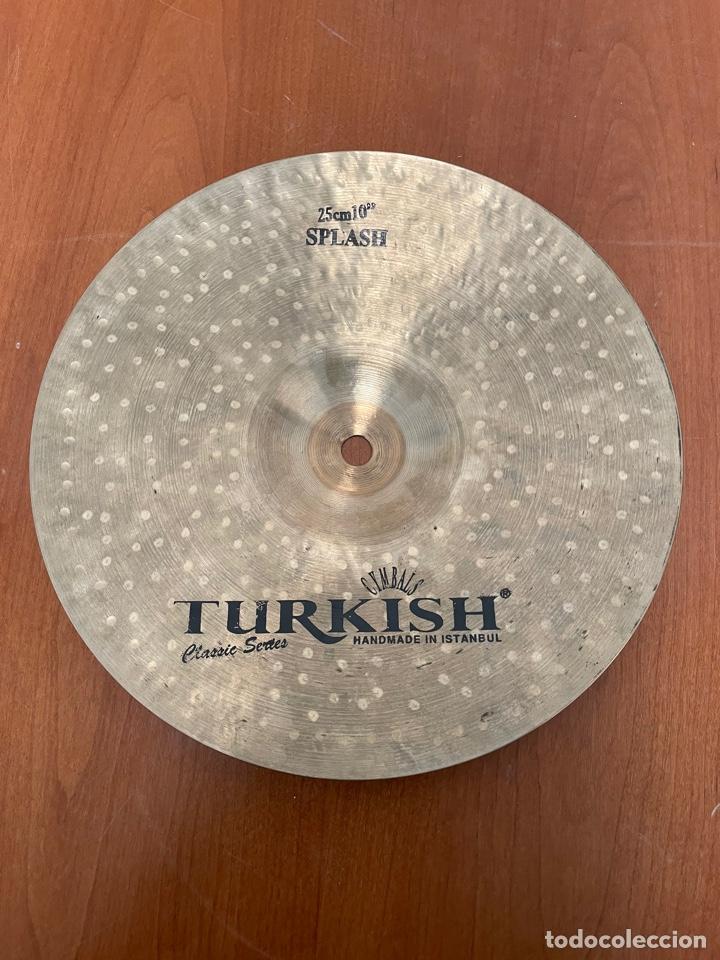 PLATO TURKISH (Música - Instrumentos Musicales - Accesorios)
