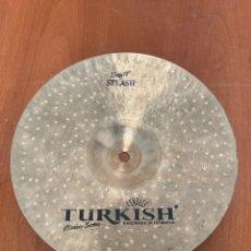 Instrumentos musicales: PLATO TURKISH. Lote 264038800