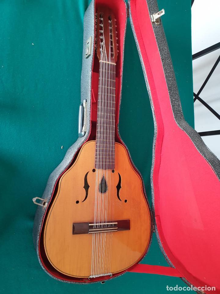 LAUD HIJOS DE VICENTE TATAY (Música - Instrumentos Musicales - Cuerda Antiguos)