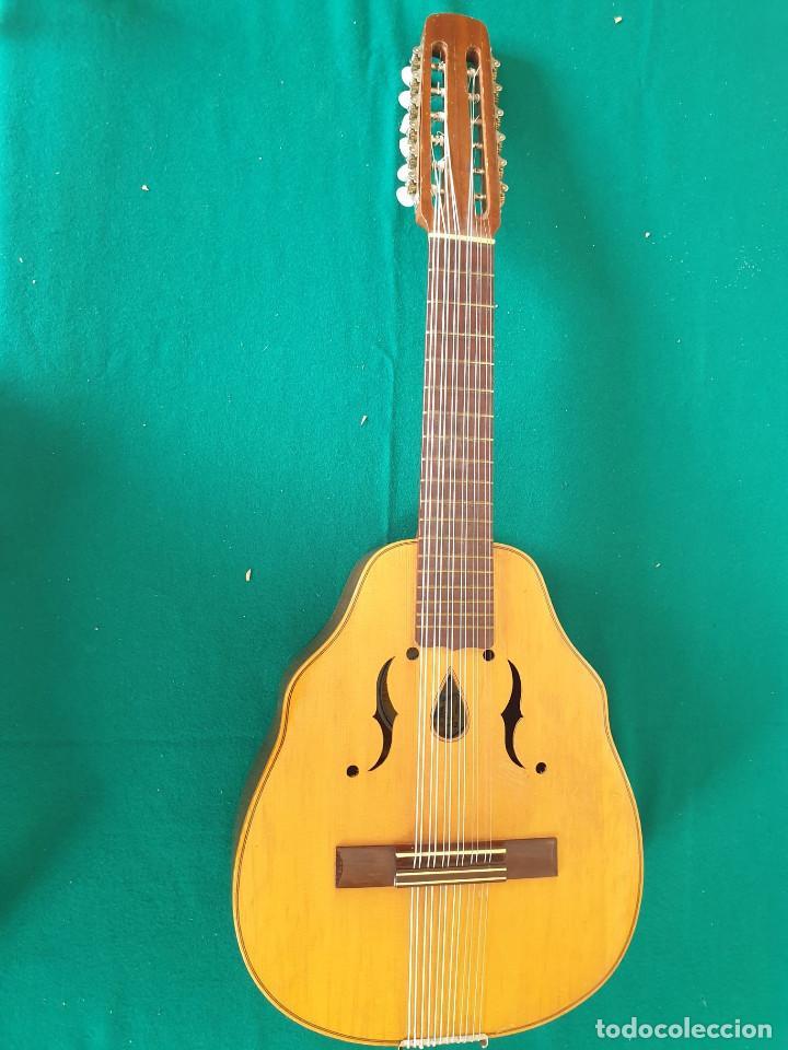 Instrumentos musicales: LAUD hijos de vicente tatay - Foto 2 - 264045330