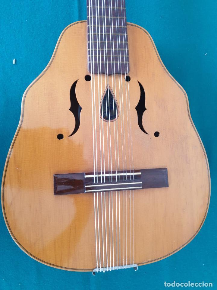 Instrumentos musicales: LAUD hijos de vicente tatay - Foto 4 - 264045330