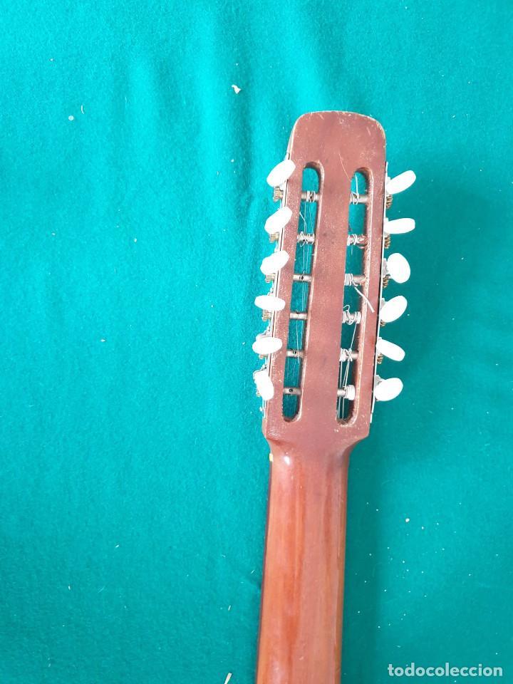 Instrumentos musicales: LAUD hijos de vicente tatay - Foto 10 - 264045330