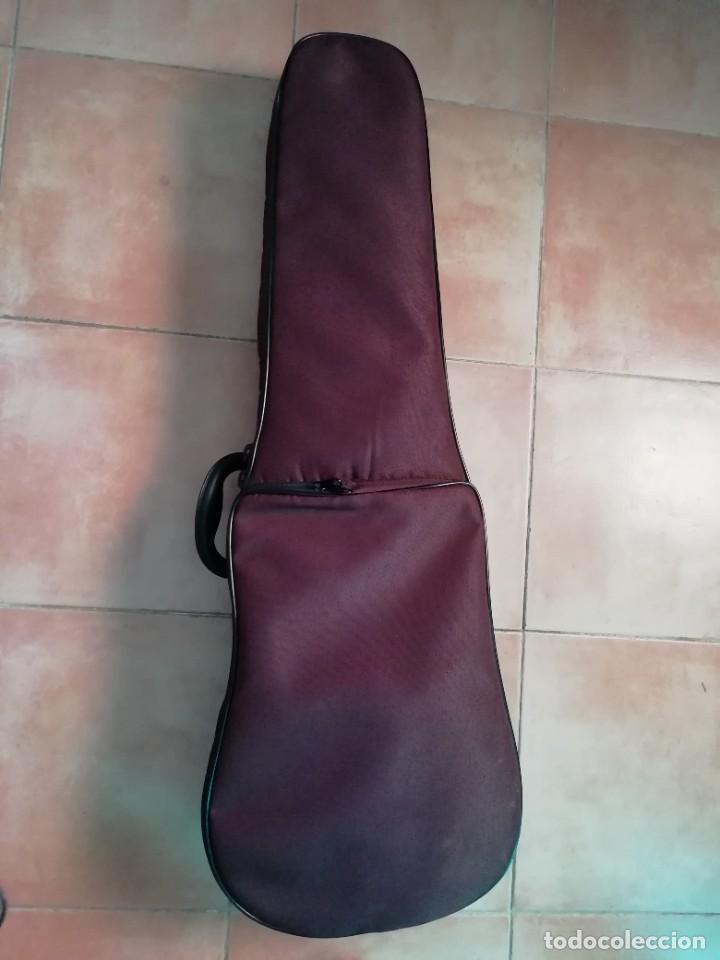 ESTUCHE DE VIOLA (Música - Instrumentos Musicales - Cuerda Antiguos)