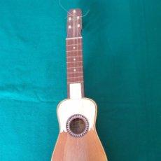Instrumentos musicales: TIMPLE CONTRUIDO DEMETRIO FARIÑA. Lote 264207812