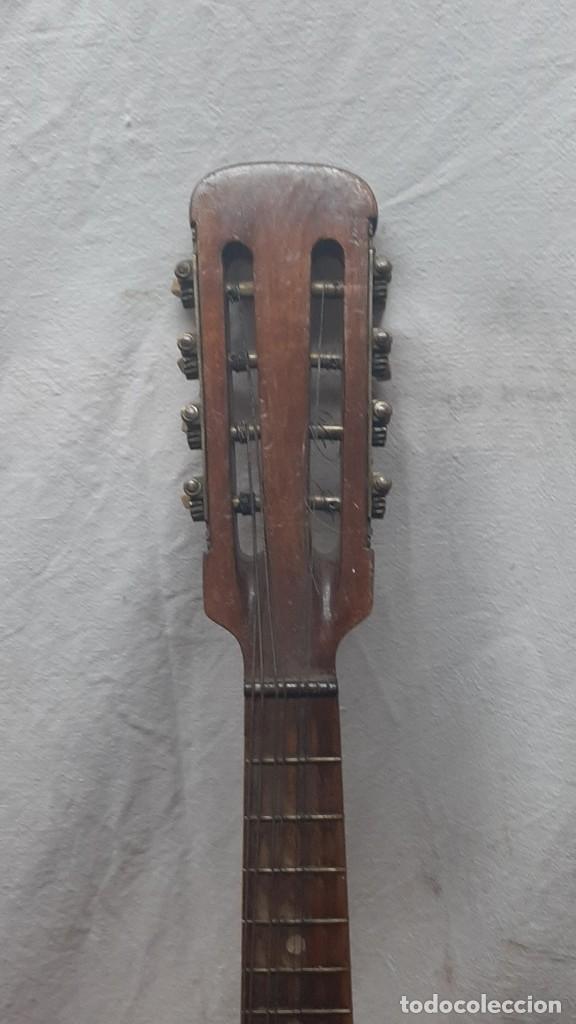 Instrumentos musicales: MANDOLINA NAPOLITANA... XIX - Foto 2 - 264480544