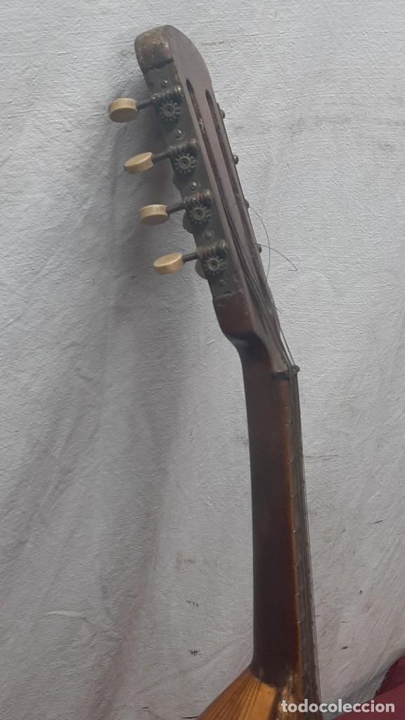 Instrumentos musicales: MANDOLINA NAPOLITANA... XIX - Foto 10 - 264480544