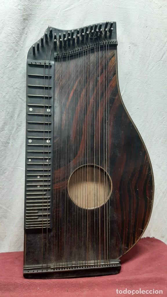 ZITARA (Música - Instrumentos Musicales - Cuerda Antiguos)