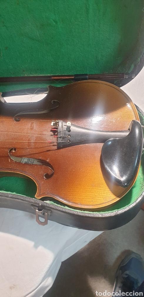 Instrumentos musicales: Violin antiguo - Foto 2 - 264841219
