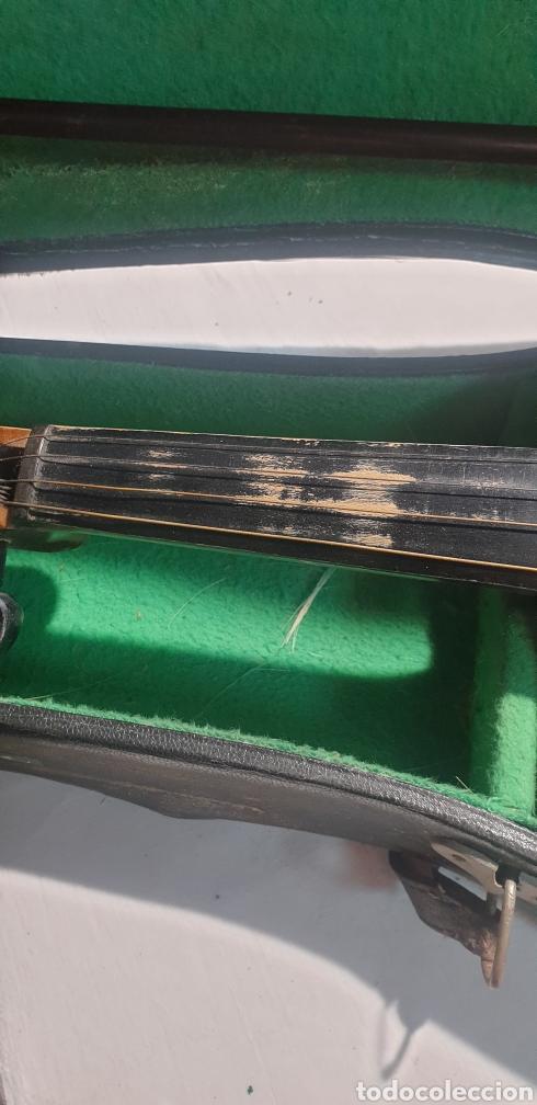 Instrumentos musicales: Violin antiguo - Foto 3 - 264841219