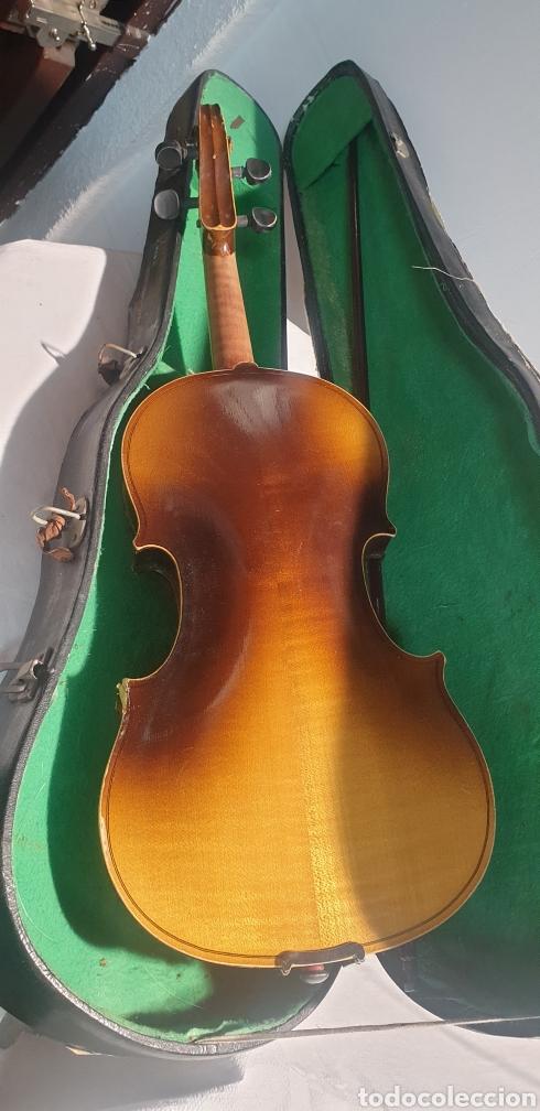 Instrumentos musicales: Violin antiguo - Foto 7 - 264841219