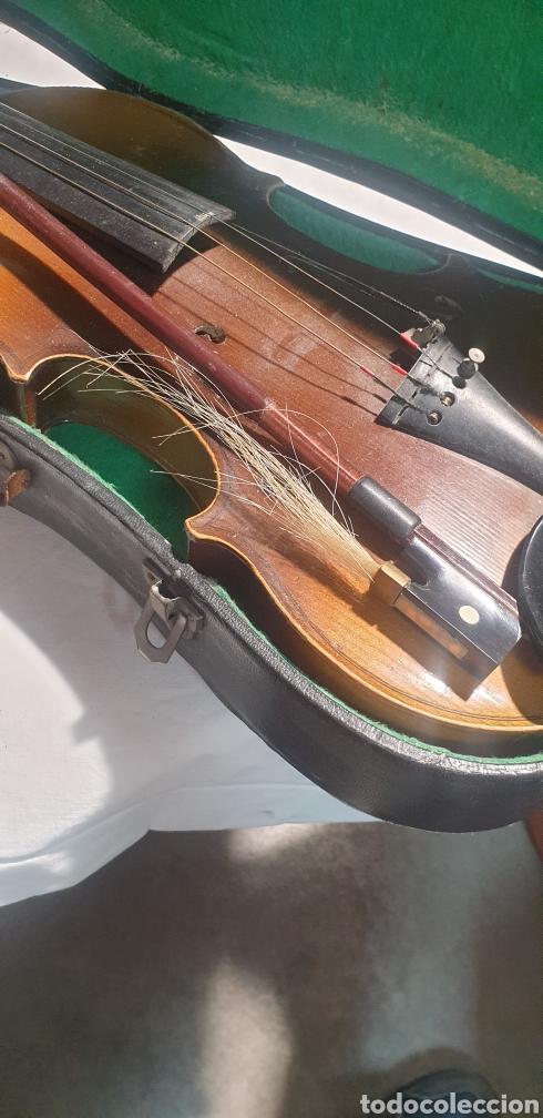 Instrumentos musicales: Violin antiguo - Foto 8 - 264841219