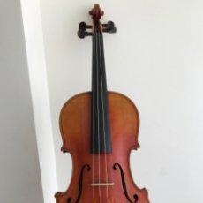 Instrumentos musicales: VIOLÍN ALEMÁN 1911 BERLÍN TEODOR HERMANN DIETZEL MARKNEUKIRCHEN. Lote 265339019