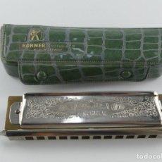 Instruments Musicaux: ANTIGUA ARMÓNICA M. HOHNER - SUPER CHROMONICA. Lote 265376679