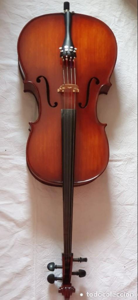 VIOLONCHELO GARA 4/4 (Música - Instrumentos Musicales - Cuerda Antiguos)