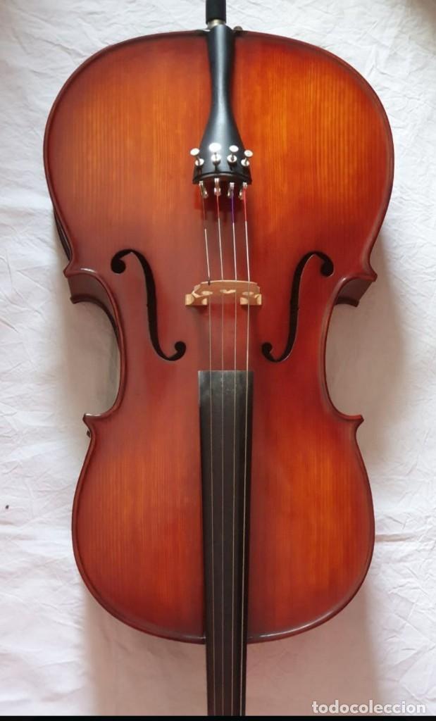 Instrumentos musicales: Violonchelo Gara 4/4 - Foto 2 - 265471804