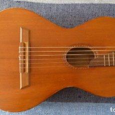Instrumentos musicales: GUITARRA ROMÁNTICA ALEMANA CENTENARIA 2. Lote 265546929