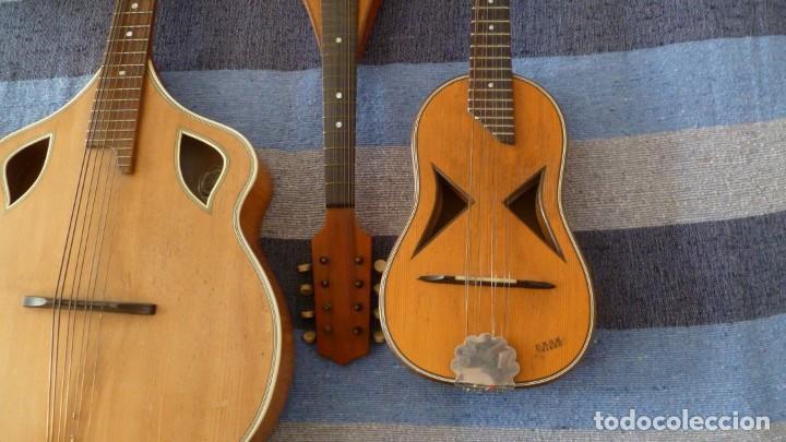 Instrumentos musicales: Lote de 5 mandolinas - Foto 4 - 265548719