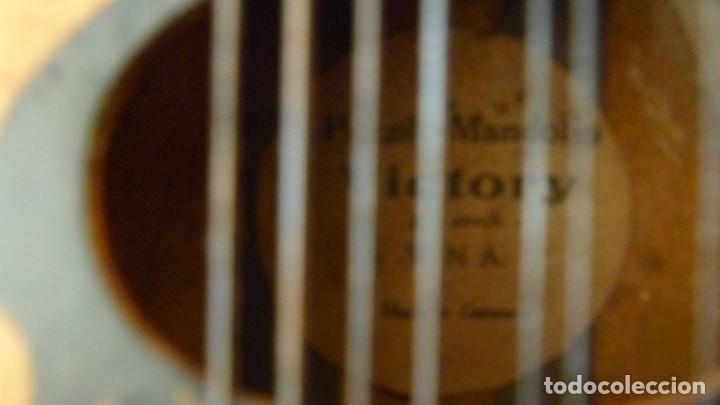 Instrumentos musicales: Lote de 5 mandolinas - Foto 8 - 265548719