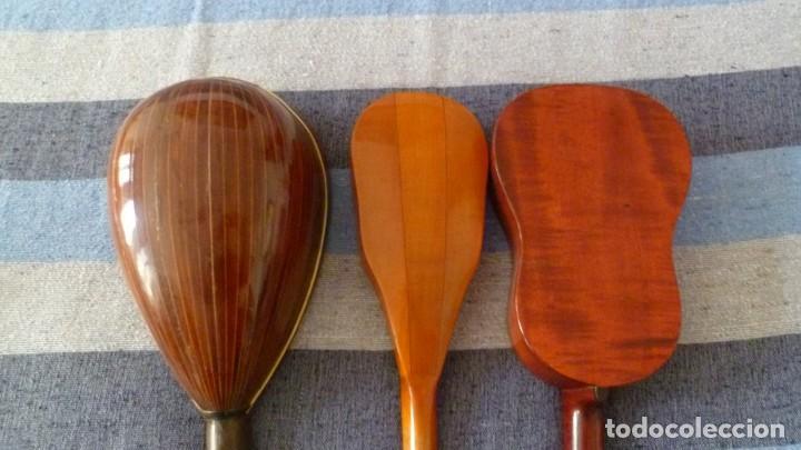 Instrumentos musicales: Lote de 5 mandolinas - Foto 11 - 265548719