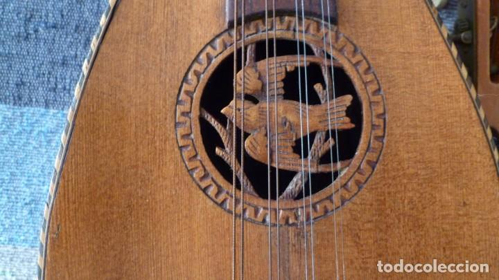 Instrumentos musicales: 7 mandolinas del XIX-XX - Foto 8 - 265549569