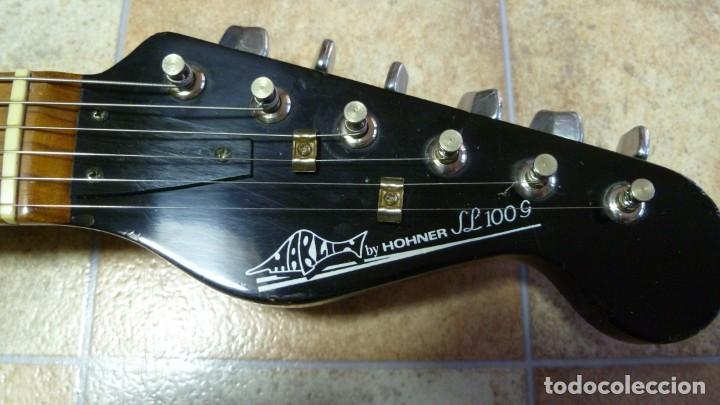 Instrumentos musicales: Guitarra STC Marlin by Hohner,Japón - Foto 5 - 265717159
