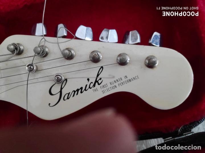 Instrumentos musicales: Guitarra Samick - Foto 2 - 265952863