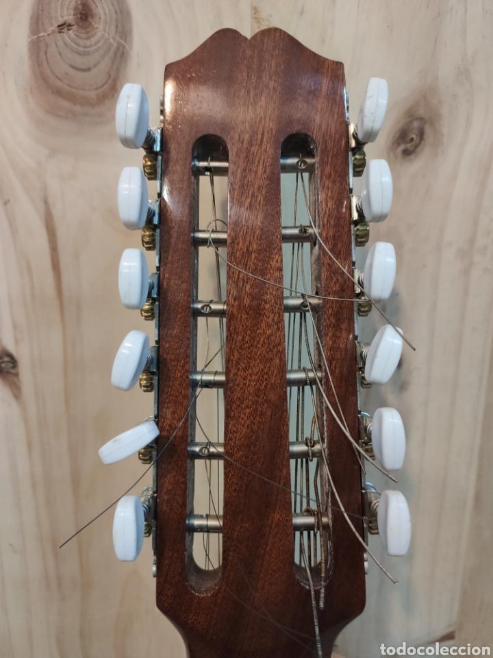 Instrumentos musicales: ANTIGUA BANDURRIA MARCA CAS MIR CASHIMIRA HECHA EN GATA DE GORGOS ALICANTE - Foto 7 - 266141278