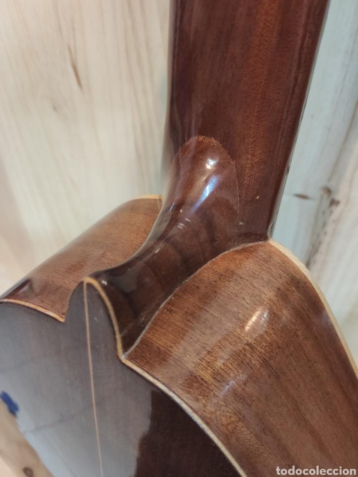 Instrumentos musicales: ANTIGUA BANDURRIA MARCA CAS MIR CASHIMIRA HECHA EN GATA DE GORGOS ALICANTE - Foto 9 - 266141278