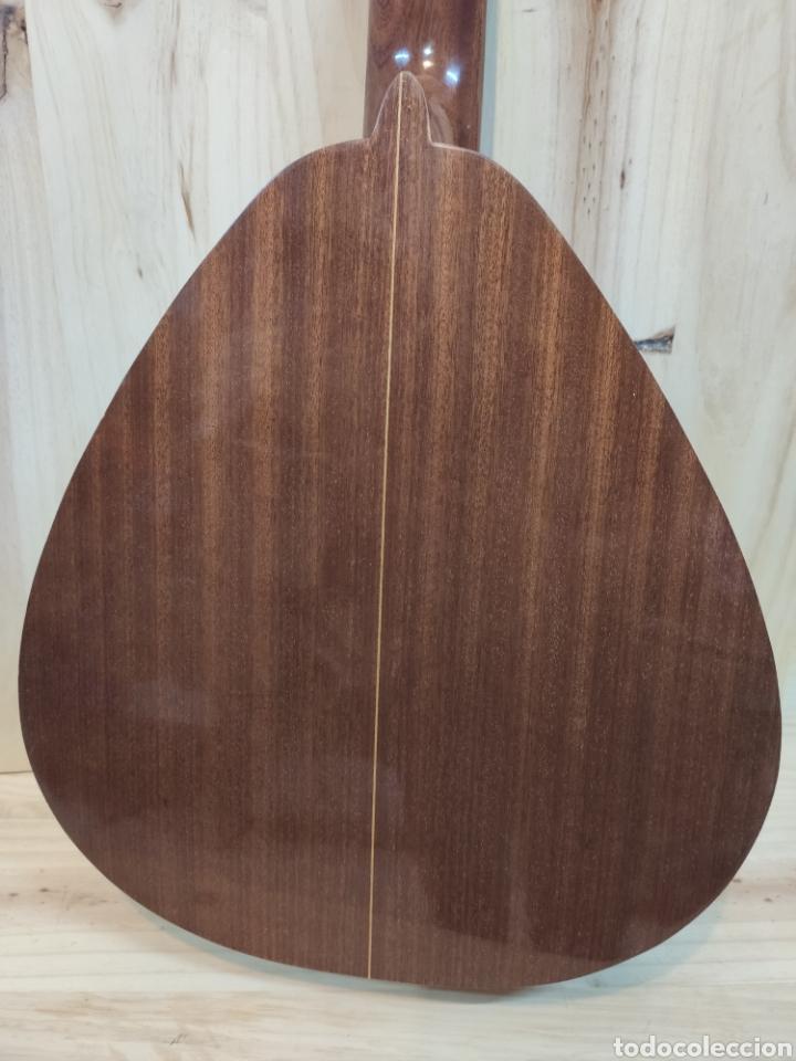 Instrumentos musicales: ANTIGUA BANDURRIA MARCA CAS MIR CASHIMIRA HECHA EN GATA DE GORGOS ALICANTE - Foto 10 - 266141278