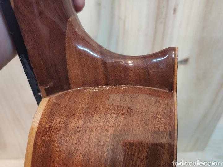 Instrumentos musicales: ANTIGUA BANDURRIA MARCA CAS MIR CASHIMIRA HECHA EN GATA DE GORGOS ALICANTE - Foto 11 - 266141278