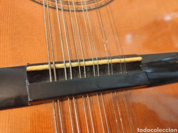 Instrumentos musicales: ANTIGUA BANDURRIA MARCA CAS MIR CASHIMIRA HECHA EN GATA DE GORGOS ALICANTE - Foto 15 - 266141278
