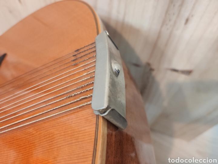 Instrumentos musicales: ANTIGUA BANDURRIA MARCA CAS MIR CASHIMIRA HECHA EN GATA DE GORGOS ALICANTE - Foto 16 - 266141278