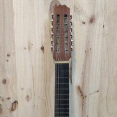 Instrumentos Musicais: ANTIGUA BANDURRIA MARCA CAS MIR CASHIMIRA HECHA EN GATA DE GORGOS ALICANTE. Lote 266141278