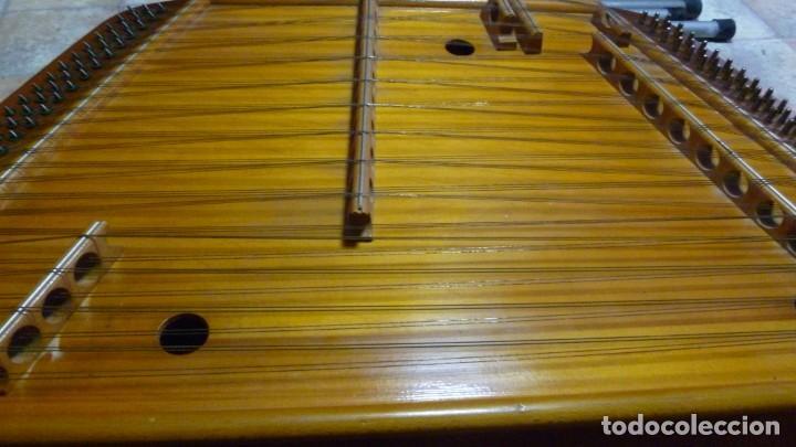 DULCIMER 1978,RUSIA. (Música - Instrumentos Musicales - Cuerda Antiguos)