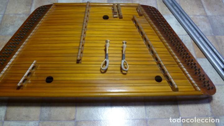 Instrumentos musicales: Dulcimer 1978,Rusia. - Foto 2 - 266488378
