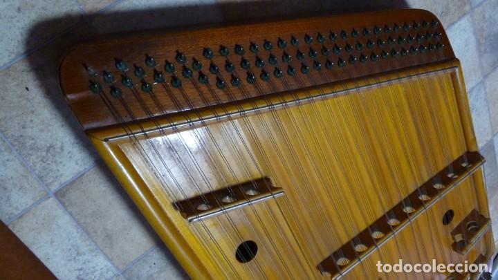 Instrumentos musicales: Dulcimer 1978,Rusia. - Foto 3 - 266488378