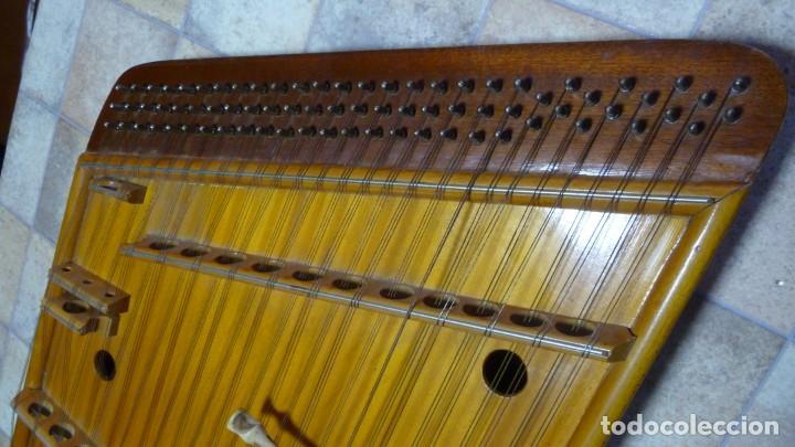 Instrumentos musicales: Dulcimer 1978,Rusia. - Foto 4 - 266488378