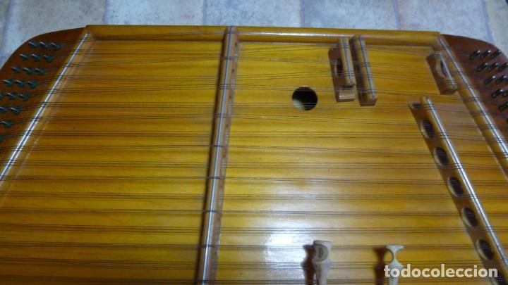 Instrumentos musicales: Dulcimer 1978,Rusia. - Foto 5 - 266488378