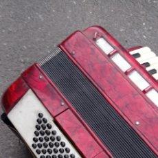 Instrumentos musicales: ACORDEÓN BAILE FUNCIONA PERFECTAMENTE. Lote 266731208