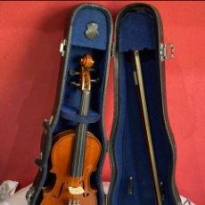 Instruments Musicaux: ANTIGUA VIOLÍN DE NIÑO. Lote 266844634