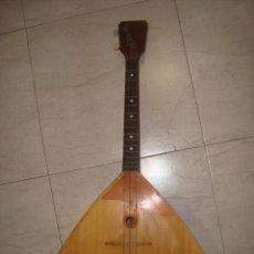 Instrumentos musicales: BALALAICA RUSA 3 CUERDAS GUITARRA DE CUERDAS. Lote 266929509
