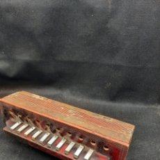 Instruments Musicaux: ANTIGUO ACORDEÓN SIGLO XIX. Lote 267040434