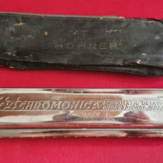 Instruments Musicaux: THE 64 CHROMONICA 4 CHROMATIC OCTAVES PROFESSIONAL MODEL M. HOHNER GERMANY. Lote 267170914