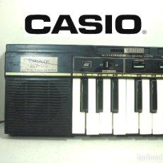 Instrumentos musicales: CASIO MT-36 CASIOTONE- TECLADO ELECTRONICO - JAPAN 80S - MT36 ORGANO PIANO. Lote 267197864