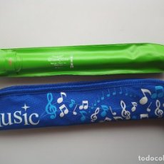 Instrumentos musicales: TRES FLAUTAS MARCA HOHNER MADE IN GERMANY. Lote 267245004